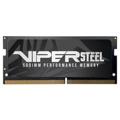 """DDR4 x NB SO-DIMM PATRIOT """"VIPER STEEL"""" 8GB 2400MHz - PVS48G240C5S"""