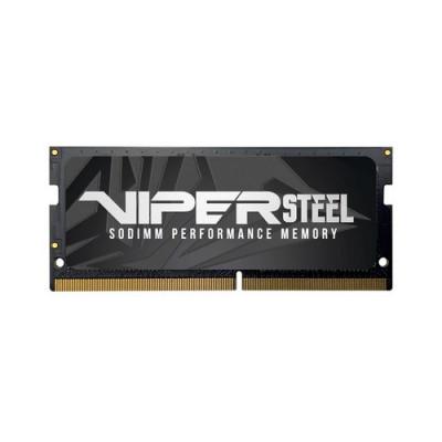 """DDR4 x NB SO-DIMM PATRIOT """"GUN METAL HS"""" 16GB 2400MHz CL15 - PVS416G240C5S"""