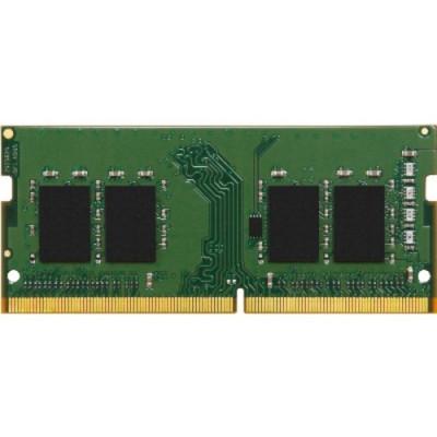 DDR 4 x NB SO-DIMM KINGSTON 4Gb 2400Mhz 1.2V - CL17 SINGLE RANK - KVR24S17S6/4