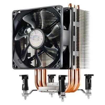 Cooler Master Hyper TX3i Processor 9.2 cm Black, Silver