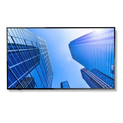 MONITOR NEC LED 55'' MultiSync E557Q 3840x2160 16:9 4K UHD 8ms 350 cd/m² 4000:1 2x10W MM 3HDMI