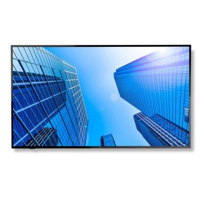 MONITOR NEC LED 43'' MultiSync E437Q 3840x2160 16:9 4K UHD 8ms 350 cd/m² 4000:1 2x10W MM 3HDMI
