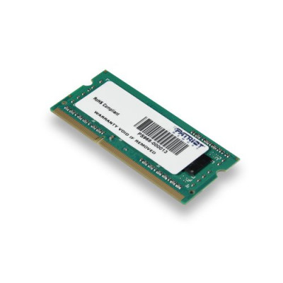 DDR3 x NB SO-DIMM PATRIOT 4GB 1600MHz CL11 - PSD34G160081S