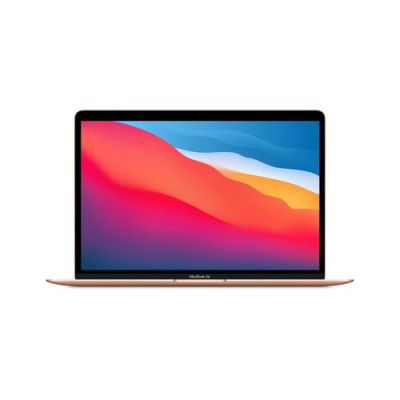 NB APPLE MACBOOK AIR MGND3T/A (2020) 13-inch Apple M1 chip with 8-core CPU and 7-core GPU 256GB Gold