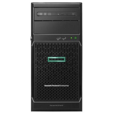 SERVER HPE P16928-421 ML30 GEN10 TOWER XEON 4C E-2224 3.4GHZ 16GBDDR4 NOHDD NO ODD 4X3.5 LFF HP S100I 2GLAN 1X350W GAR 3Y