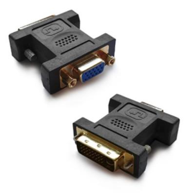 Atlantis adattatore DVI/VGA: Adattatore da DVI 24+5pin a VGA M/F P019-DVI_VGA