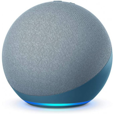 NEW Echo (4th generation) | With premium sound, smart home and Alexa | Twilight Blue