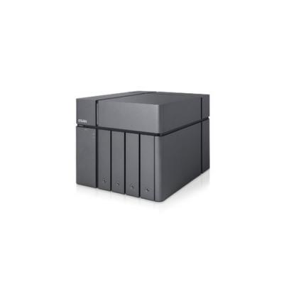 QSAN Xcube NAS 4HDD+1  Tower 4 +1 Bay with Intel Celeron 2.9 GHz Dual-Core CPU, 8GB DDR4 RAM - XN5004T