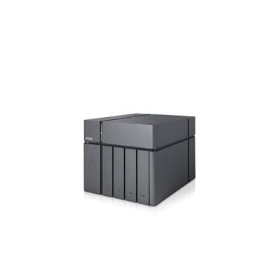 QSAN Xcube NAS 4HDD+1  Tower 4+1 Bay with Intel Celeron 1.1 GHz Quad-Core CPU, 4GB DDR4 RAM - XN3004T
