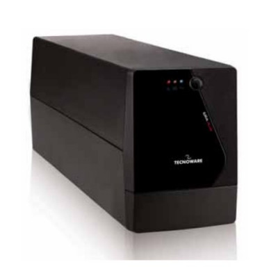 UPS TECNOWARE ERA PLUS 2000 2000VA/1400W Tecnolog LineInteractive con stabiliz IEC USB -FGCERAPL2002IEC