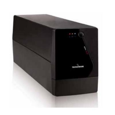 UPS TECNOWARE ERA PLUS 2600 2600VA/1820W Tecnolog LineInteractive con stabiliz IEC USB -FGCERAPL2602IEC
