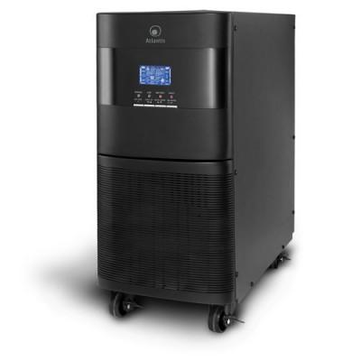UPS ATLANTIS A03-OP6001-P TOWER Server Online 6000VA (6000W) 16x12V@7A/h 2xIEC in uscita GRUPPO PARALLELIZZABILE