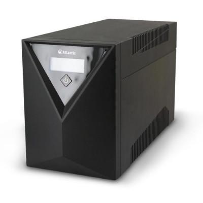 UPS ATLANTIS A03-S1501 1500VA (900W) Stepwave Line Interactive Technology V-OUT 200-243Vac USB