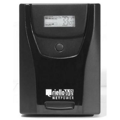 UPS Riello NETPOWER 1000 1000VA/600W TOWER auton. 8 min.