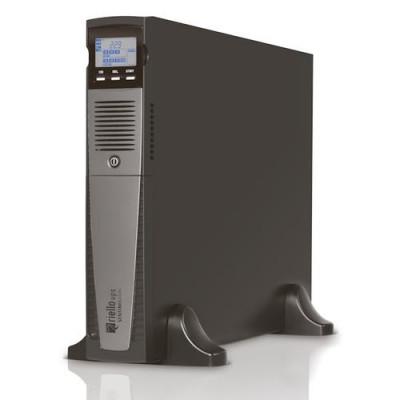 UPS RIELLO SENTINEL DUAL LP 1000 1.000VA/900W ONLINE DOPPIA CONVERSIONE ONDA SINUSOIDALE TOWER/RACK