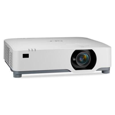 VIDEOPROIETTORE NEC P605UL 3LCD WUXGA 1920x1200, 6000 ANSI lumen 600.000:1, 16:10, Altoparlante 20W