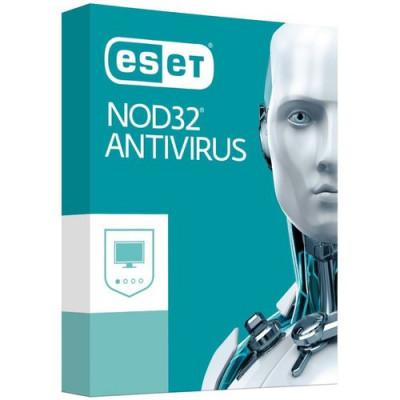 ESET NOD32 Antivirus 2020 English, Italian Base license 2 license(s) 1 year(s)
