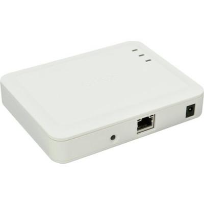 PRINT SERVER SILEX BR-310AC Wireless Bridge Enterprise Wireless IEEE 802.11 a/b/g/n/+ac (2,4 Ghz and 5 Ghz up to 1,3Gbit/s)