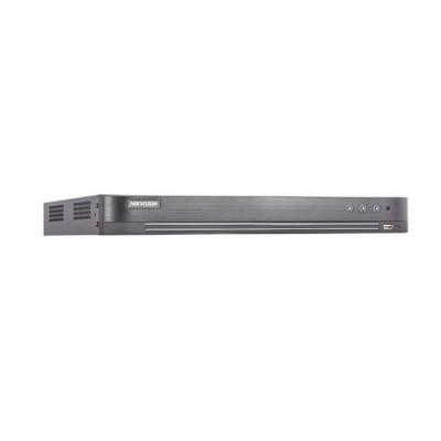 DVR HIKVISION PRO 8CH TVI + 4CH IP 4K HDD 1TB VIDEO - DS-7208HTHI-K2
