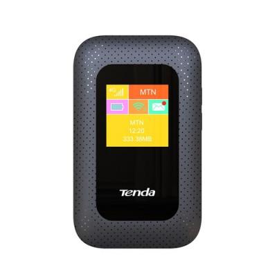 ROUTER TENDA 4G185 V2 150Mbps WIRELESS 3G/4G FDD LTE batteria 2100mAh SLOT SIM supporta 10dispositivi contemp per 6ore