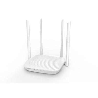 ROUTER TENDA F9 WIRELESS 600 Mbps 1P WAN+3P LAN 4 Antenne omnidirezionali 6dBi