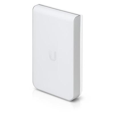 UBIQUITI UniFi AP, AC, In Wall, 5-Pack UAP-AC-IW-5 2.4GHZ/300M 5GHZ/867M 802.11A/B/G/N/AC-5 PACK (ALIMENTATORE POE NON INCLUSO)