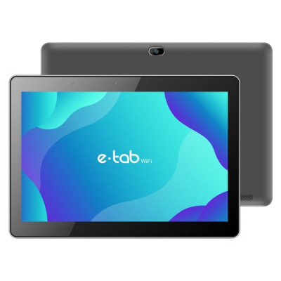 "TABLET MICROTECH e-tab WiFi ETW101GT/B 10,1"" 1280x800 QC A53 1.6GHz 4GB eMMC32GB 8+5Mpx Android 10"