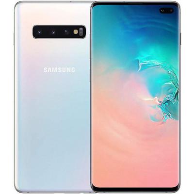 Samsung Galaxy S10 Plus 512GB Ceramic White Grade A - Refurbished 1Year Warranty
