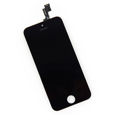 iPhone 5s (Compatible) LCD and Digitizer Black