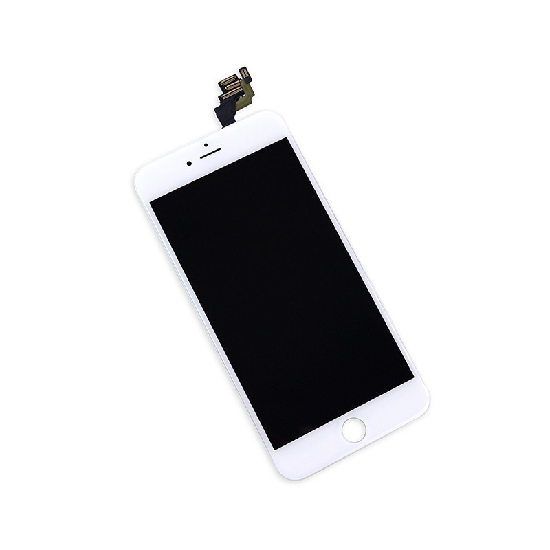 iPhone 6 Plus (Compatible) LCD Screen White