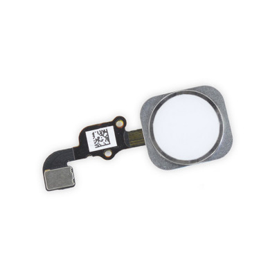 iPhone 6s Home Button Assembly Silver