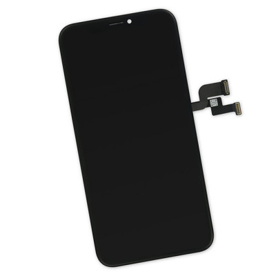 iPhone X (Compatible) OLED and Digitizer Black