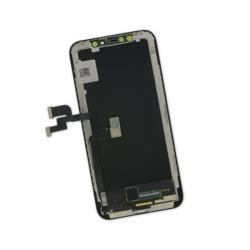 iPhone X (Pulled) OLED and Digitizer Black