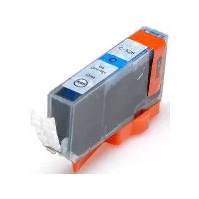 Cartridge compatible with Canon CLI-526 Cyan