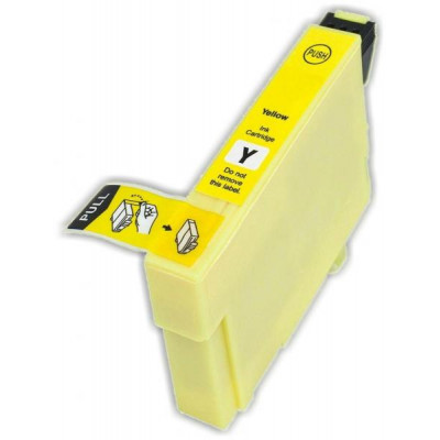 Cartridge compatible with Epson 603 XL Yellow