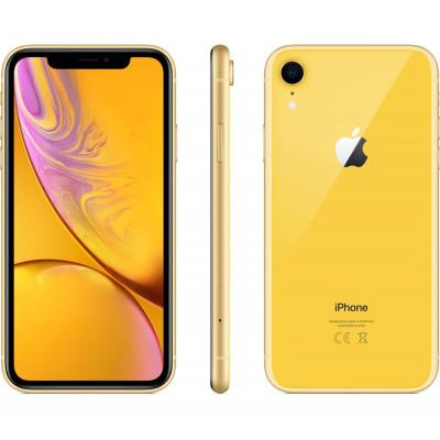 iPhone XR 64GB Yellow - Grade A - Refurbished 1Year Warranty