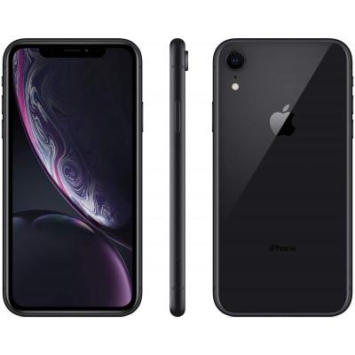 iPhone XR 64GB Black - Grade A - Refurbished 1Year Warranty