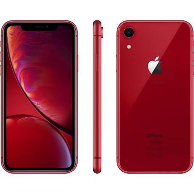 iPhone XR 64GB Red - Grade A - Refurbished 1Year Warranty