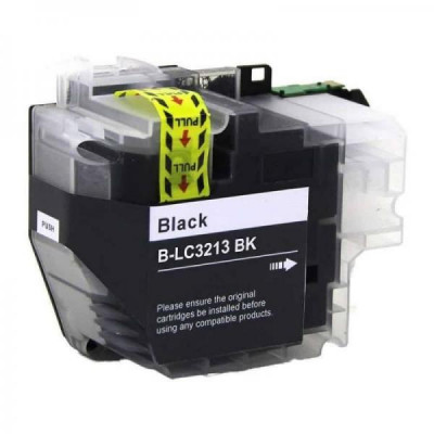 Cartridge compatible with Brother LC-3213 XL Black