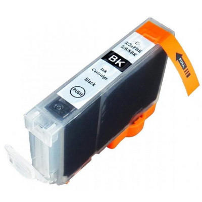 Cartridge compatible with Canon CLI-8 Black