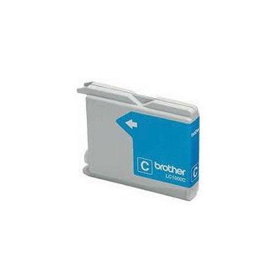 Cartridge compatible with Brother LC-970/1000 Cyan