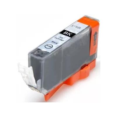 Cartridge compatible with Canon CLI-521 Black