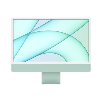 """ALL IN ONE APPLE iMac MGPJ3T/A (2021) 24"""" Retina 4.5K display: Apple M1chip with 8-core CPU and 8-core GPU 512GB Green"""