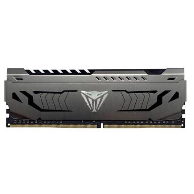 """DDR4 PATRIOT """"VIPER STEEL"""" 32GB 3600Mhz - ALUMINIUM HEAT SHIELD - PVS432G360C8"""