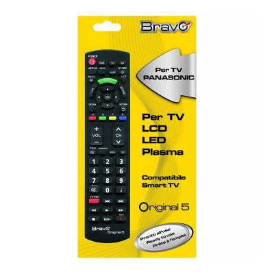 BRAVO Original Panasonic Dedicated Remote Control