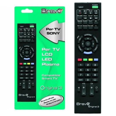 BRAVO Original Sony Dedicated Remote Control