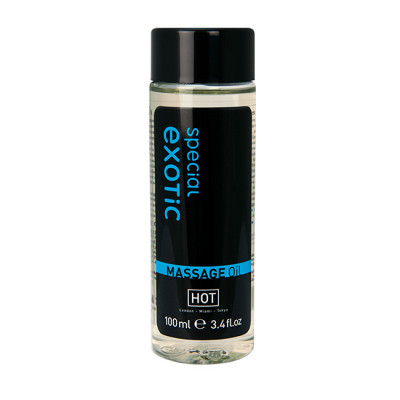 Hot Massage Oil Exotic 100ml