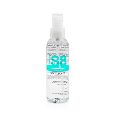 S8 Organic Toy Cleaner 150ml