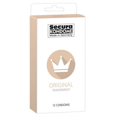 Secura Original Condoms x12