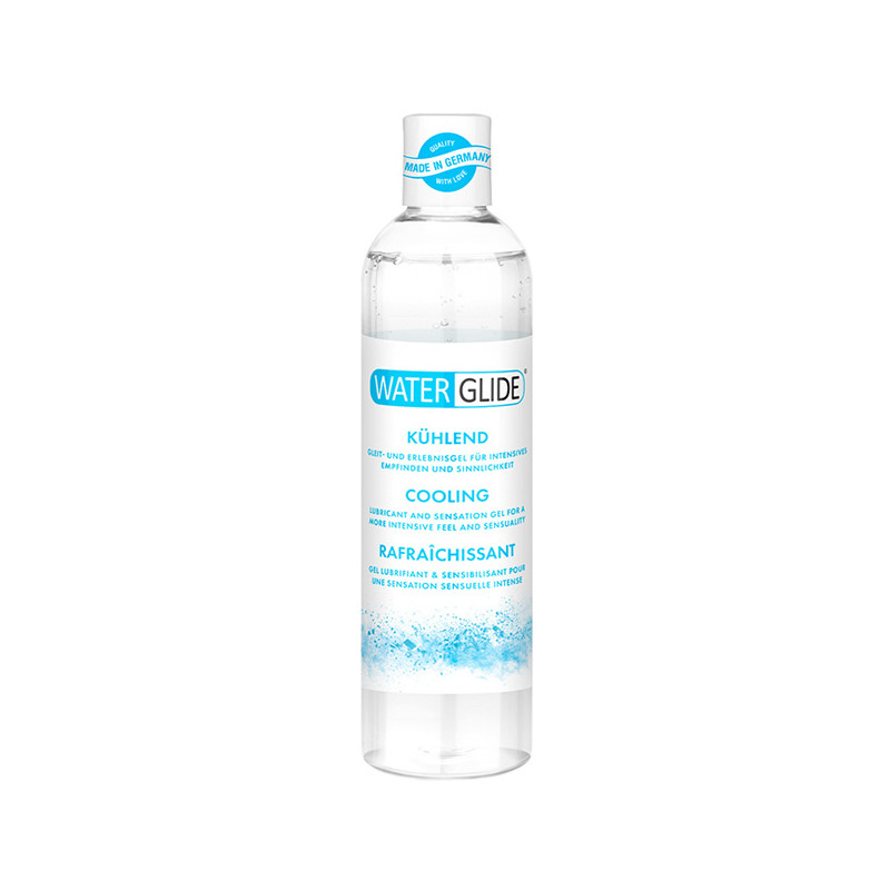 WATERGLIDE Water-Based COOLING Lubricant 300ml
